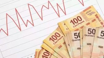 Peso mexicano mantiene ganancias a pesar de corte en tasa de interés