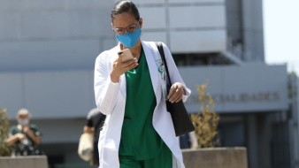 En medio de la pandemia, Cruz roja reporta 53 ataques contra personal de salud