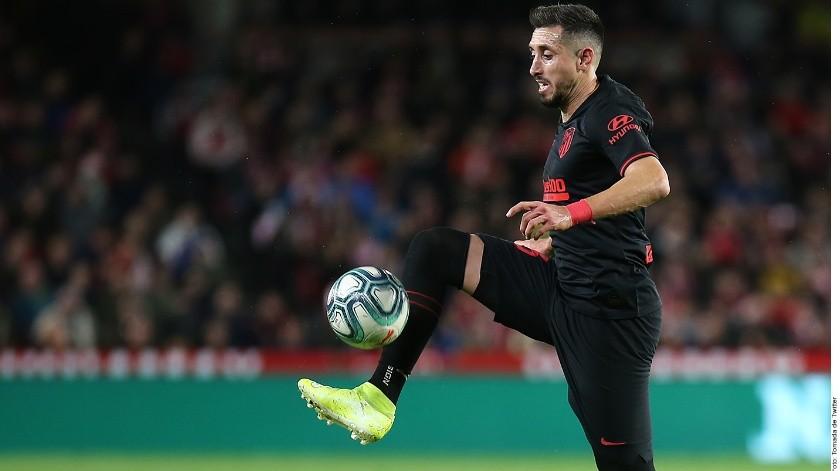 Héctor Herrera asegura que su futuro está en el Atlético de Madrid
