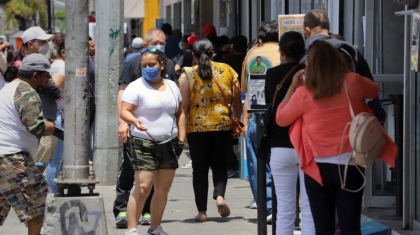El Alcalde aseguró que el tema de la pandemia aún no desaparece.