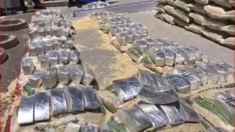 Narcotráfico en México: El impactante hallazgo de 740 kilos de droga
