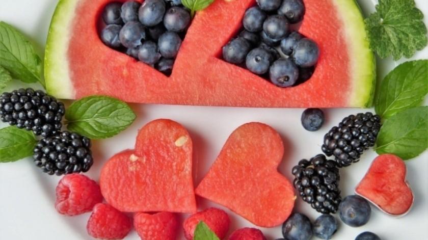 ¿Qué frutas puedes comer de noche sin subir de peso?(Tomada de la Red)