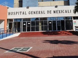 Arreglan refrigeración de Hospital Covid en Mexicali