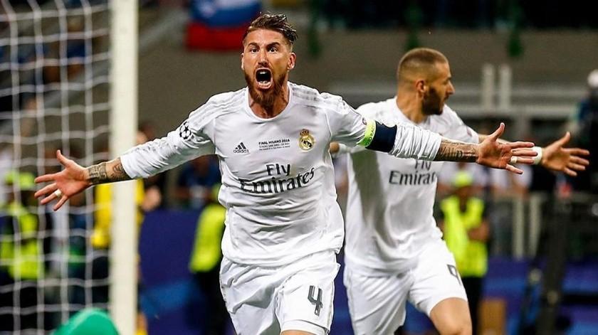 ¡No escupitajos! FIFA sugiere imponer tarjeta amarilla a aquel jugador que escupa en la cancha(Instagram @realmadrid)