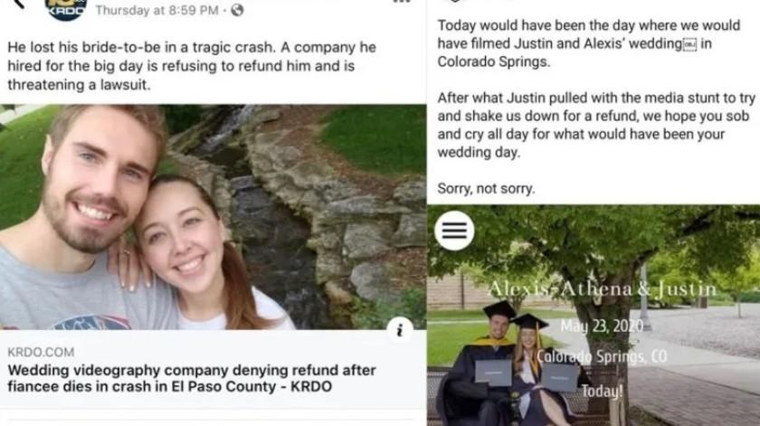 Compañía de videos hizo lo que nunca deberías hacer si se muere uno de los clientes