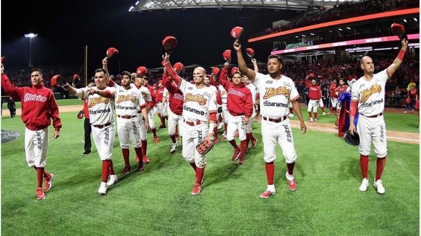 ¡Playball! El beisbol mexicano retomará sus acciones el 7 de agosto(Instagram @diablosrojosmx)