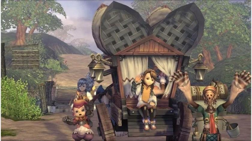 Final Fantasy Crystal Chronicles Remastered llegará antes de que termine agosto