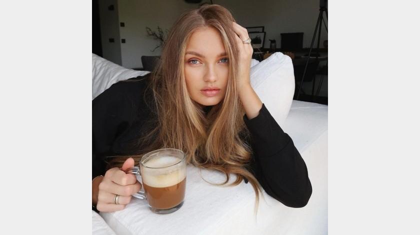 La modelo Romee Strijdcompartió felizmente que será mamá.(Instagram: romeestrijd)