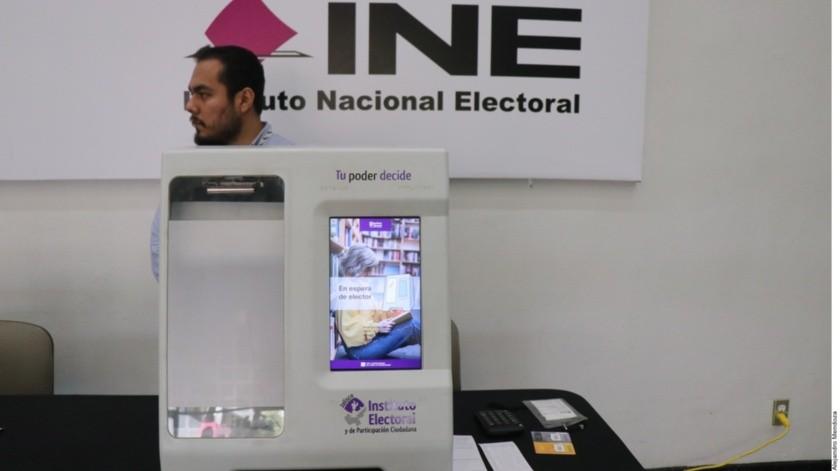 INE reanudará actividades el 15 de junio(GH)