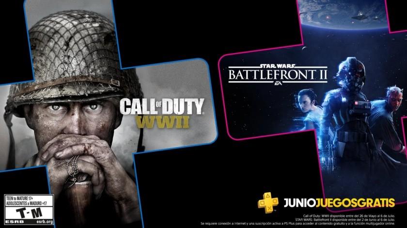 PS Plus: estos son los juegos gratis para junio