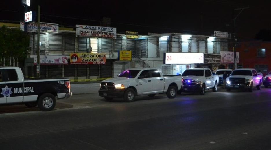 Catea FGE oficinas de Anapromex en Rosarito