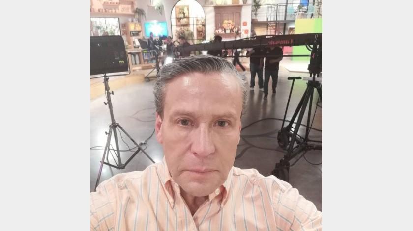 Alfredo Adame terminó su contrato de exclusividad con Televisa para no darle pensión a Mary Paz Banquells.(Instagram: alfredoadameoficial)