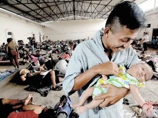 Éxodo centroamericano: Una cobertura de EL IMPARCIAL