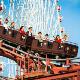Abren nuevamente los parques de atracciones en Japón, pero prohíben gritar en los juegos