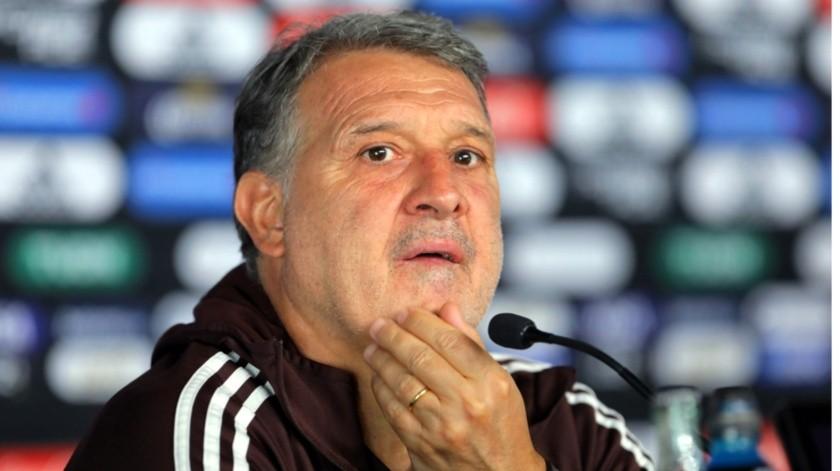 Gerardo Martino, preocupado por falta de actividad con seleccionados