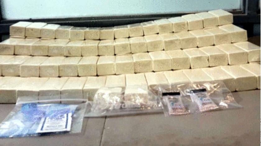 Es constante la confiscación de droga en la empresa de paquetería FedEx.