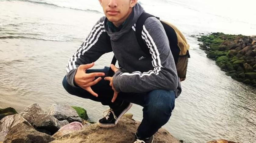 Buscan familiares a Edwin Josué Hernández Peralta de 15 años(Cortesía)