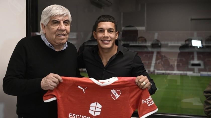 Jugaría el argentino Lucas Romero con Xolos(Cortesía)