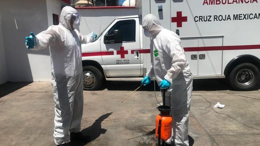 COVID-19 en Sonora: Registran 6 fallecimientos y 122 nuevos casos en 24 horas