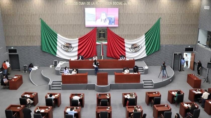 Morelos aprueba paridad para participación de mujeres en materia electoral y de gabinetes(Twitter @MorelosCongreso)
