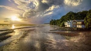 Construyen lujosa residencia dentro del Parque Nacional Tulum; es Área Natural Protegida