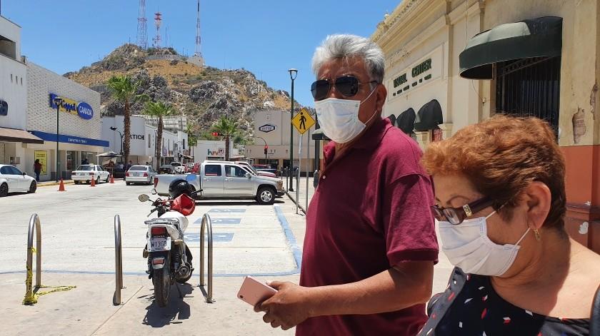 Covid-19 en Sonora: 4 decesos y 130 casos nuevos confirmados este día(Ilustrativa/GH)