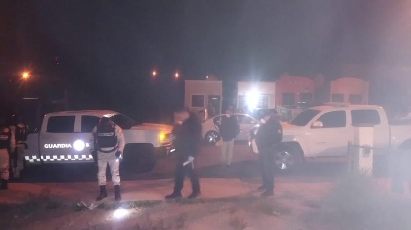 Tras ataque armado a fiesta dos personas mueren y una docena resulta herida en Guanajuato(Archivo GH)