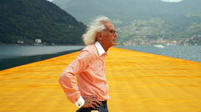 Christo, conocido por proyectos masivos y efímeros de arte público, ha muerto. Tenía 84 años.