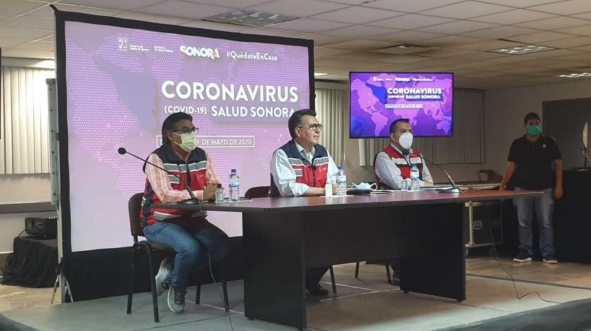 Salud Sonora presenta Tabla de Riesgos Covid-19 para detectar niveles de alerta en municipios(GH)