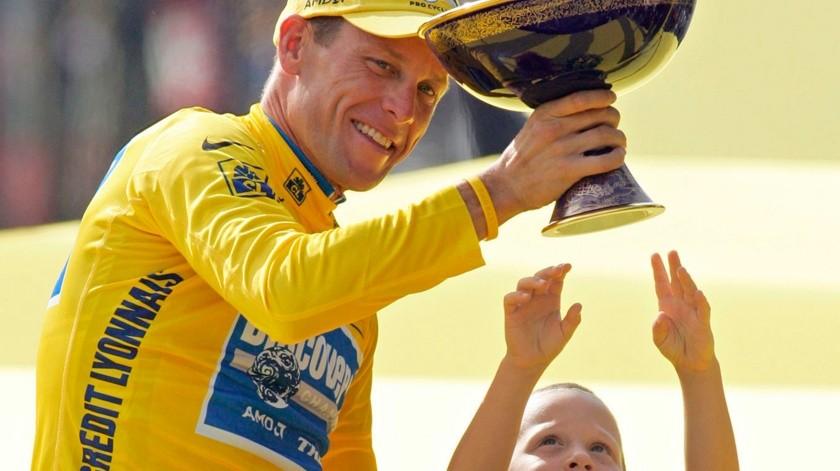 Lance Armstrong(AP, AP)