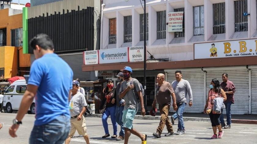 Ha incrementado la movilidad en Tijuana.(GUSTAVO SUÁREZ)