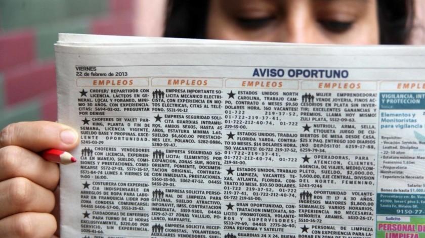 Con la pandemia del coronavirus, se profundizará la falta de oportunidades para los jóvenes que se van incorporando al mercado laboral, y un mal empleo de inicio puede marcar el resto de su trayectoria.(Agencia Reforma)