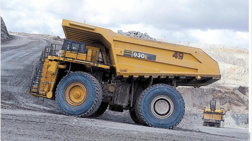 Aun cuando la inversión se alejó del sector en todo el País, muchas de las plantas ya instaladas siguieron con sus operaciones y ello permitió a la minería a flote en el Estado, consideró Alberto Orozco Garza, presidente del Clúster Minero de Sonora.(Especial)