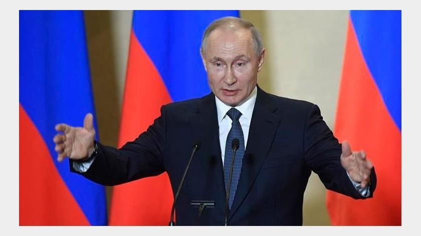 Putin prepara un gran plan de reactivación económica ante Covid-19(EFE)
