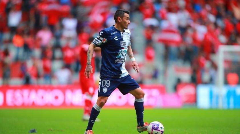 Rubens Sambueza le dice adiós a los Tuzos de Pachuca.