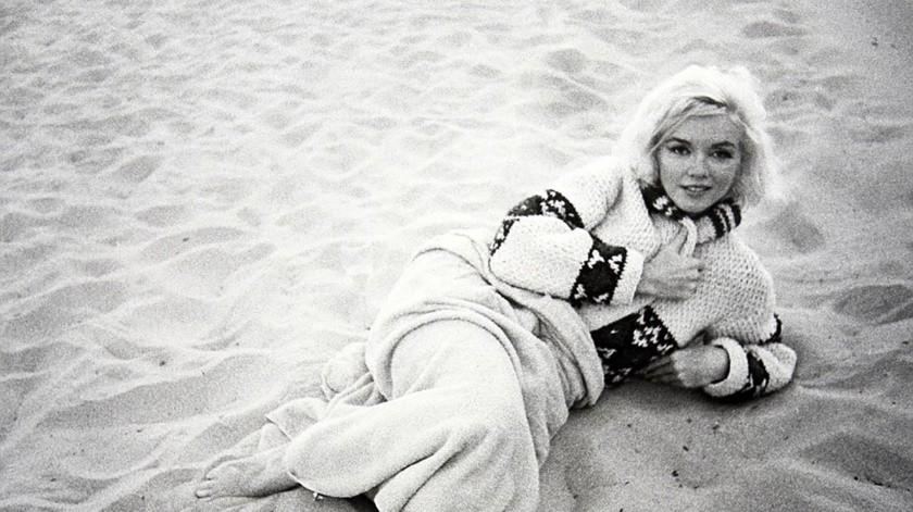 La historia de Marilyn Monroe y su suéter mexicano(Tomada de la red)