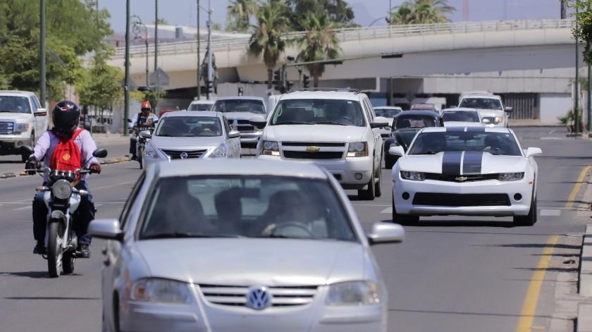 Incrementa movilidad en Hermosillo durante regreso a nueva normalidad(GH)