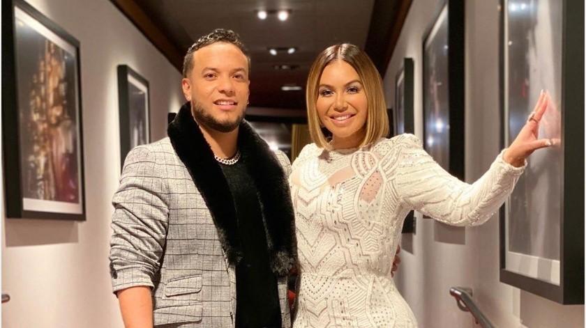 A 11 meses de haber contraído matrimonio, Chiquis Rivera anuncia que está separada deLorenzo Méndez.(Instagram: chiquis)