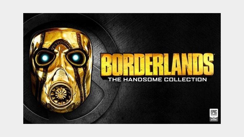 Borderlands: The Handsome Collections gratis en Epic Games