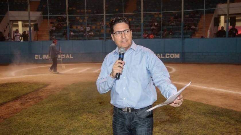 """Difícil saber el futuro del beisbol: Óscar """"Buki"""" Soria(GH)"""