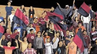 Siempre fieles: La Banda del Cimarrón seguirá apoyando haya o no Ascenso