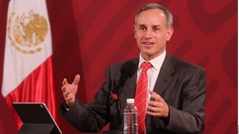 López-Gatell se disculpa con senadora(GH)