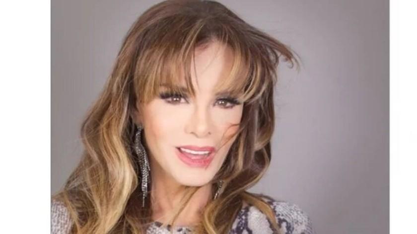 Lucía Méndez responde a los rumores sobre su hijo y Luis Miguel