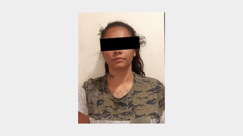 Una mujer nicaragüense detenida tras cateo a narco tiendita