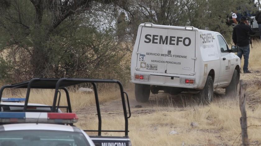 Encuentran a hombre sin vida en carretera a Estación Zamora; FGJE inicia diligencias de ley(Archivo GH)