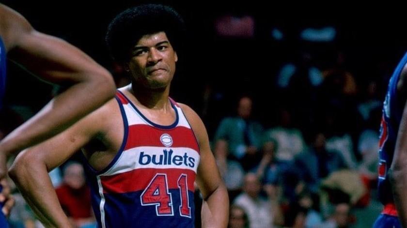 Wes Unseld, miembro del Salón de la Fama de la NBA, murió a los 74 años