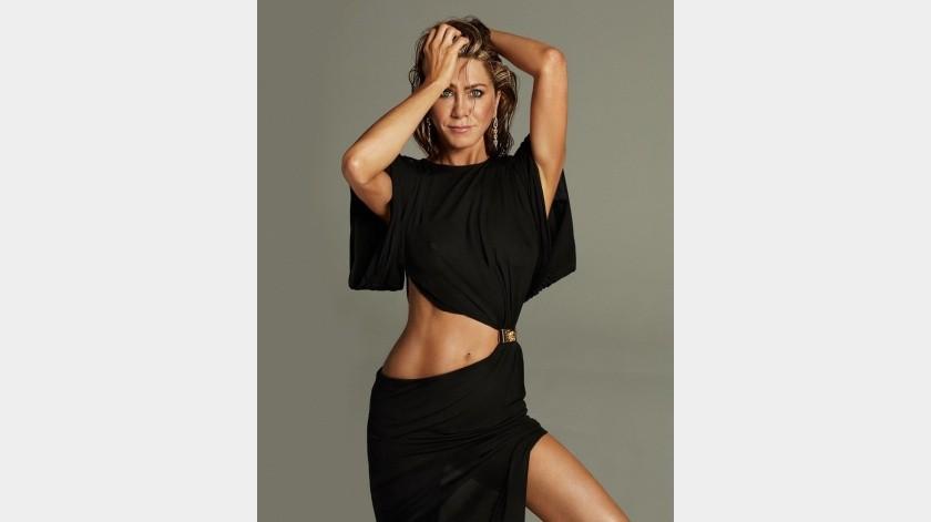 Jennifer Aniston ayudará de una manera muy sensual a la lucha contra el COVID-19.