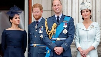 Harry y William dividen ganancias de sus fondos de caridad