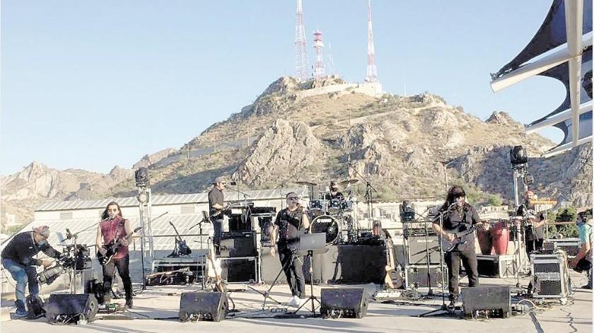 """Reúne concierto """"Rock Por Hermosillo"""" más de 300 mil pesos(GH)"""