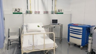 Donan IP y sociedad en general el nuevo hospital